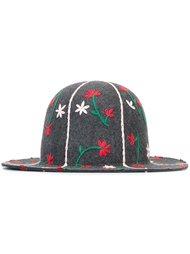 шляпа с вышивкой Comme Des Garçons Shirt Boy