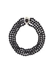 ожерелье с застежкой в виде цветка Chanel Vintage