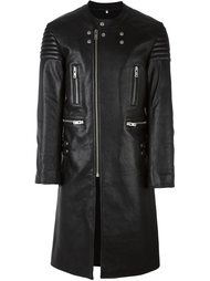 удлиненная байкерская куртка Maison Margiela