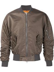 куртка-бомбер с накладными карманами Fear Of God