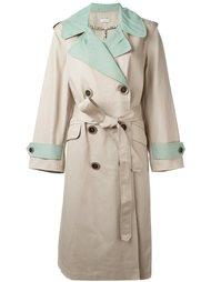 двубортное пальто  Natasha Zinko