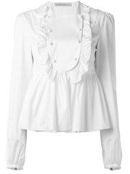 блузка с оборками  Francesco Scognamiglio
