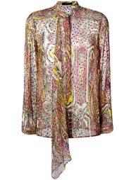 блузка с принтом пейсли  Etro
