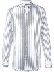 рубашка в полоску Ermenegildo Zegna