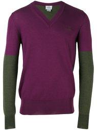 свитер с контрастными рукавами  Vivienne Westwood Man