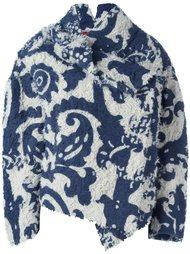 объемная куртка со смещенной застежкой Vivienne Westwood