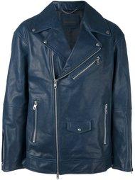 байкерская куртка Diesel Black Gold