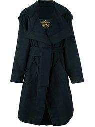 пальто с поясом Vivienne Westwood Anglomania