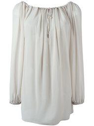расклешенная блузка с длинными рукавами Vivienne Westwood Red Label