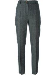 строгие брюки кроя слим Vivienne Westwood Red Label