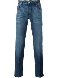 джинсы прямого кроя   Fendi