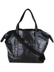 сумка на плечо с потрескавшимся эффектом Maison Margiela