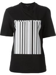 футболка с принтом  Alexander Wang