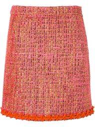 трикотажная юбка выше колена Boutique Moschino