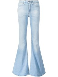 слегка-расклешенные джинсы  Off-White