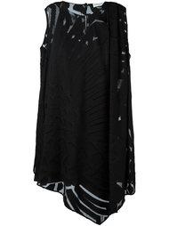 платье мини  Vionnet