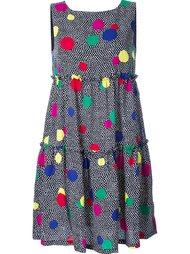 расклешенное платье  Boutique Moschino