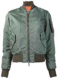 куртка-бомбер  Unravel