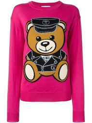 "свитер "" teddy bear"" Moschino"