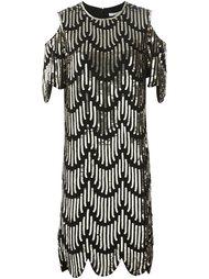 коктейльное платье  с пайетками Givenchy