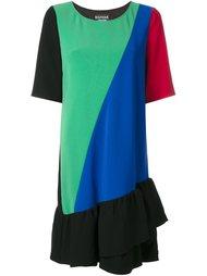 платье колор-блок  Boutique Moschino