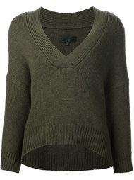 свитер c V-образным вырезом   Nili Lotan