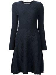 жаккардовое платье Lela Rose