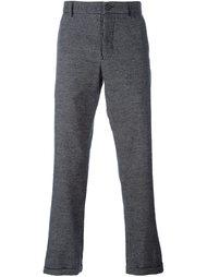 зауженные брюки Ann Demeulemeester