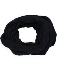 трикотажный шарф-снуд Label Under Construction