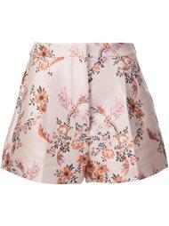 жаккардовые шорты с цветочным узором Stella McCartney
