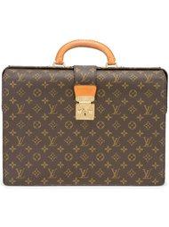 портфель с принтом-логотипом Louis Vuitton Vintage