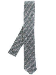 галстук в полоску  Eleventy