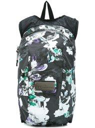 рюкзак с цветочным принтом  Adidas By Stella Mccartney