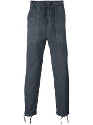 брюки с заниженной шаговой линией  Stone Island Shadow Project