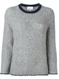 свитер с круглым вырезом   3.1 Phillip Lim