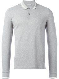 рубашка-поло с длинными рукавами Moncler