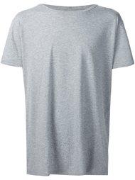 классическая футболка Saint Laurent