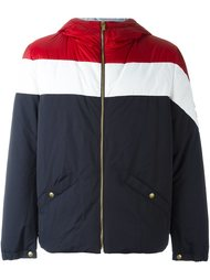 спортивная куртка на молнии Moncler Gamme Bleu