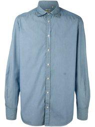 рубашка в полоску  Massimo Alba