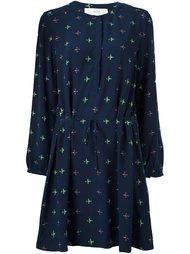 платье-рубашка с геометрическим узором Vanessa Bruno Athé