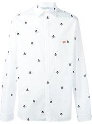 "рубашка с принтом ""Darth Vader"" Neil Barrett"