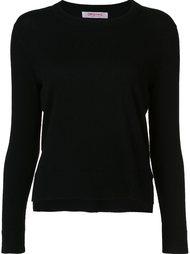 свитер с разрезами по бокам Organic By John Patrick