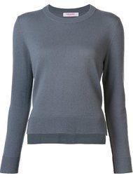 укороченный свитер с круглым вырезом Organic By John Patrick