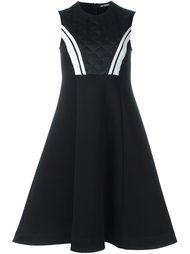 платье со стеганным топом Neil Barrett