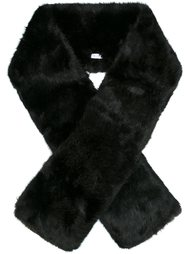 шарф из искусственного меха Carven