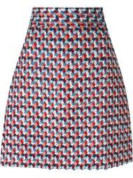 юбка А-образного кроя   MSGM
