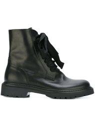 ботинки на шнуровке  A.F.Vandevorst