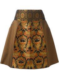 парчовая юбка Etro