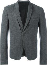 пиджак с декоративной строчкой Haider Ackermann