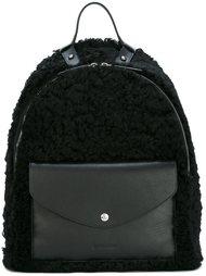 рюкзак с карманом Jil Sander